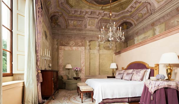 Four Seasons Hotel, Florence: Noble Suite