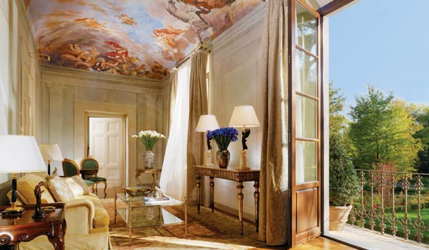 Four Seasons Hotel, Florence: Presidential Suite