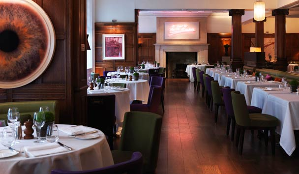 Brown's Hotel: HIX Mayfair Restaurant