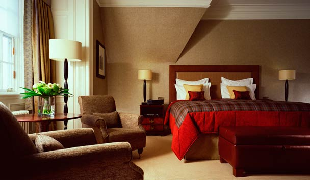 The Gleneagles Hotel: Sovereign Room