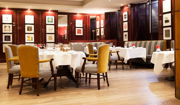 The Balmoral: Number One Restaurant