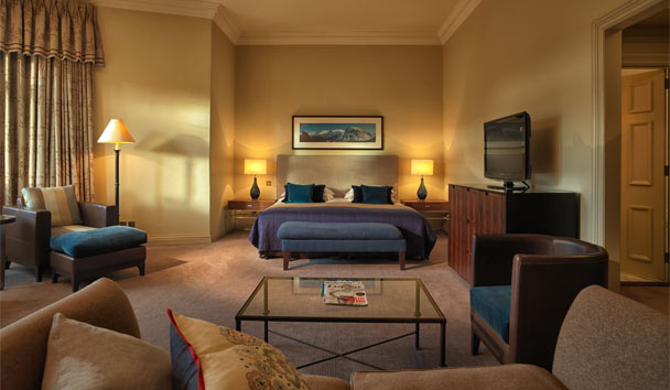 The Balmoral: Junior Suite