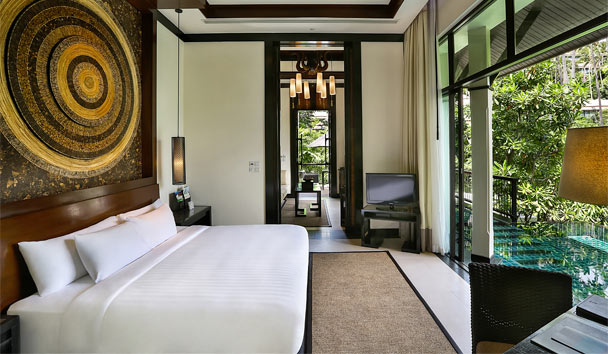 Banyan Tree Samui: Deluxe Bedroom