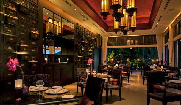 Banyan Tree Samui: Dining