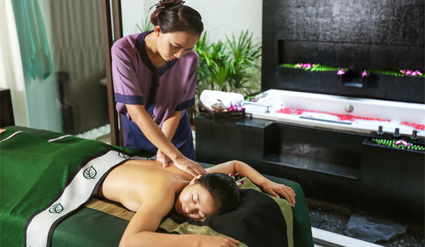 Banyan Tree Samui: Spa Massage