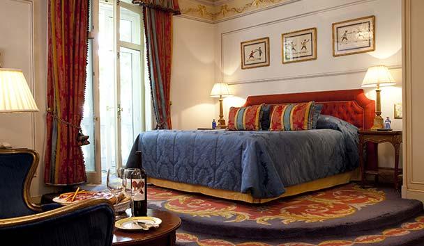 Mandarin Oriental Hotel Ritz Madrid Spain