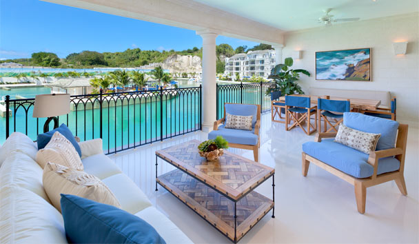 Port Ferdinand Luxury Resort & Residences: Balcony