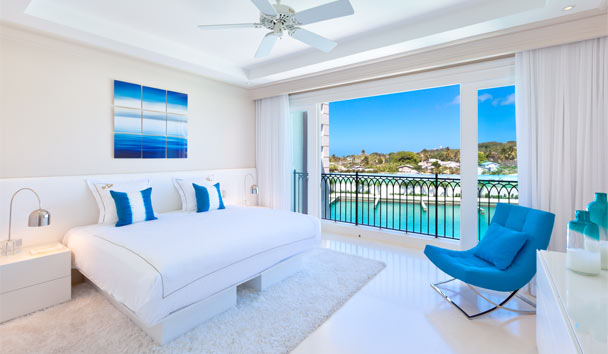 Port Ferdinand Luxury Resort & Residences: Bedroom