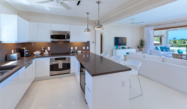 Port Ferdinand Luxury Resort & Residences: Kitchen