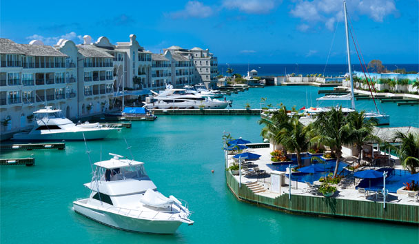 Port Ferdinand Luxury Resort & Residences: Marina