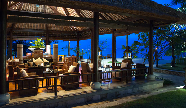 The Oberoi Beach Resort, Lombok: Bar