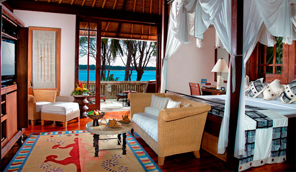 The Oberoi Beach Resort, Lombok: Bedroom