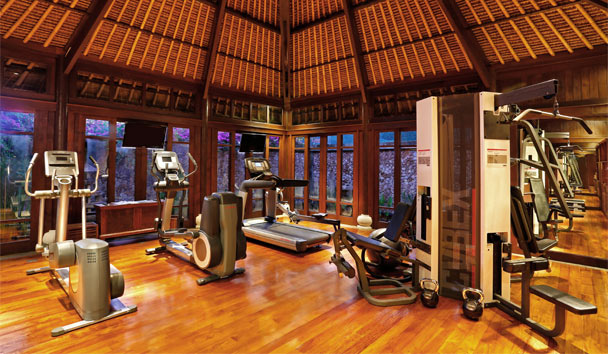 The Oberoi Beach Resort, Lombok: Fitness Centre