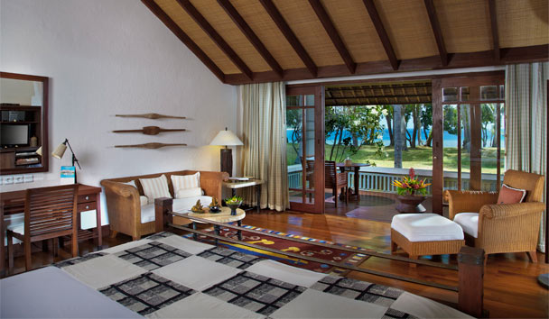 The Oberoi Beach Resort, Lombok: Interior
