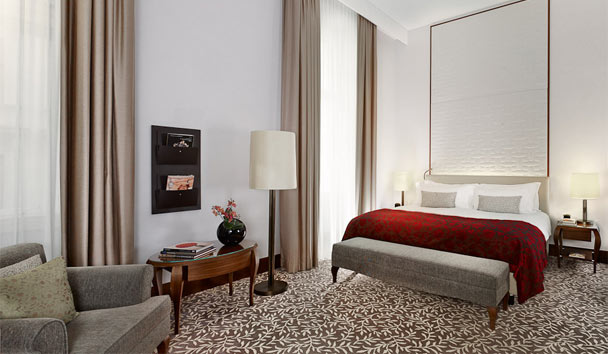 The Ritz-Carlton, Vienna: Deluxe Bedroom