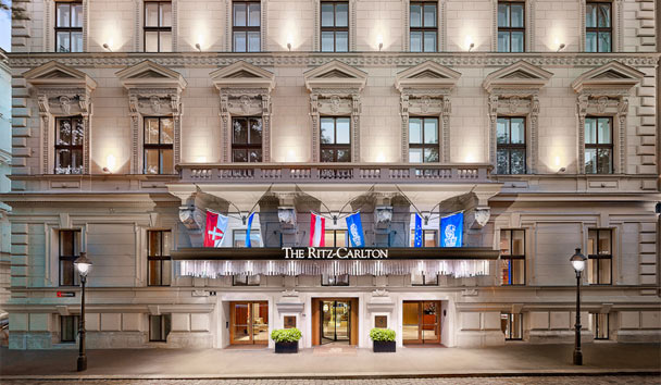 The Ritz-Carlton, Vienna: Hotel Exterior