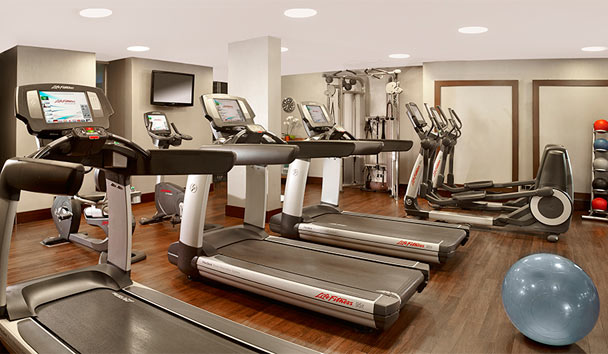 The Ritz-Carlton, Vienna: Gym