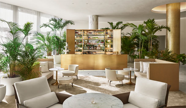 The Miami Beach EDITION: Interior