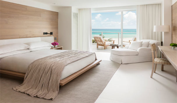 The Miami Beach EDITION: Bedroom