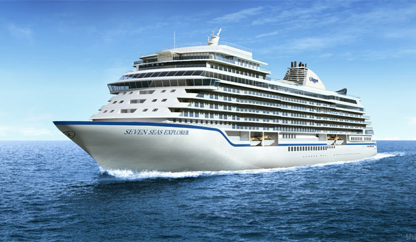 Regent Seven Seas Explorer - All aboard the world's most luxurious ship!