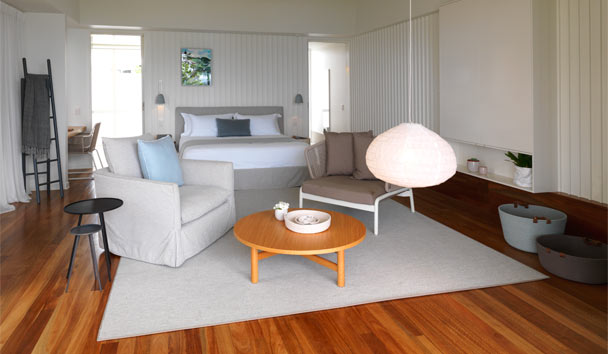 Lizard Island: Anchor Bay Suite Bedroom