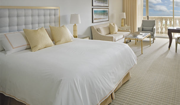 Four Seasons Palm Beach: Guest Bedroom