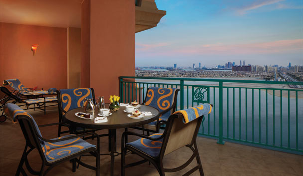 Atlantis The Palm: Club Suite
