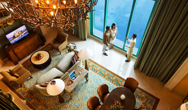 Atlantis The Palm: Signiture Suite