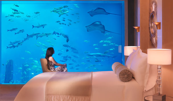 Atlantis The Palm: Underwater Super Suite