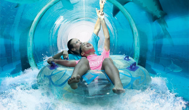 Atlantis The Palm: Aquaventure Water Park