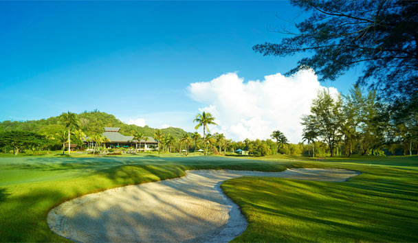 Shangri-La's Rasa Ria Resort & Spa: Golf