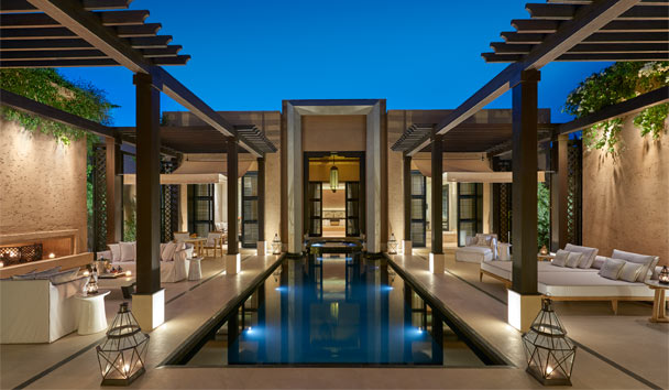 Mandarin Oriental Marrakech, Lounge Areas