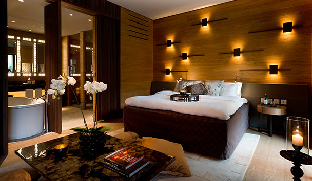 The Chedi Andermatt: Grand Deluxe Room