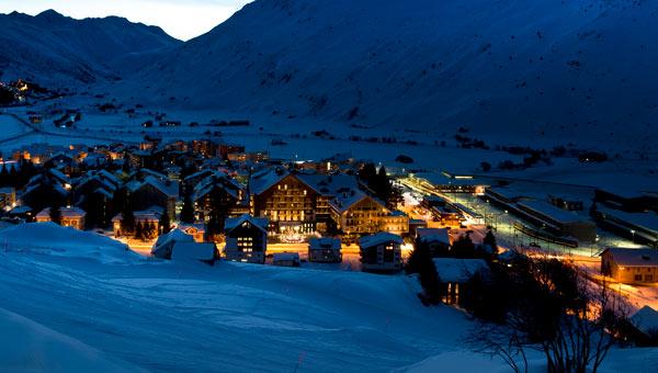 photo HOT SPOT: St Moritz, Switzerland