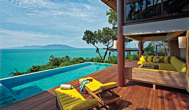 Six Senses Samui: The Retreat Pool Deck