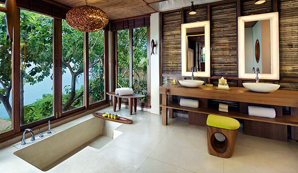 Six Senses Samui: Ocean Front Pool Villa Suite