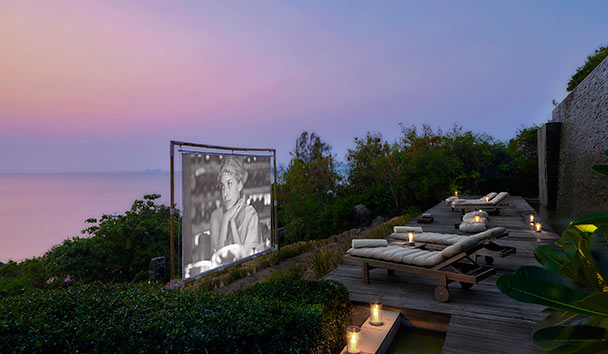 Six Senses Samui: Cinema Paradiso