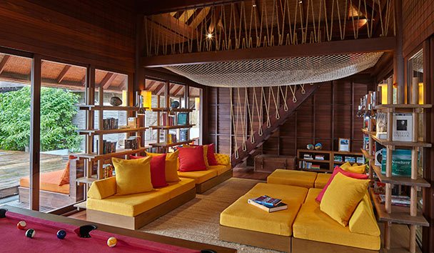 Six Senses Samui: The Library