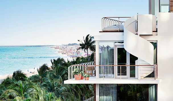 The Miami Beach Edition: Bungalow Penthouse