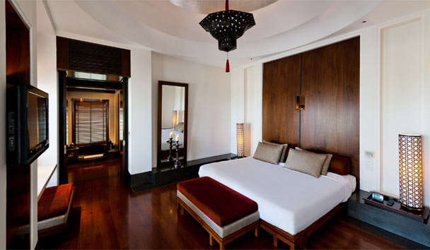 The Chedi Muscat: Club Suite