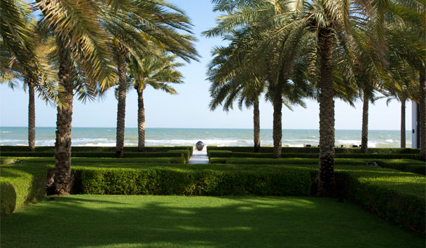 The Chedi Muscat: Ocean View