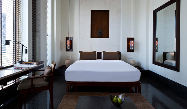 The Chedi Muscat: Deluxe Room