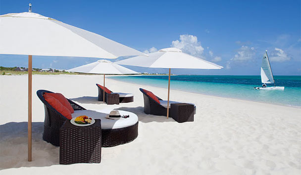 Gansevoort Turks + Caicos, A Wymara Resort: Grace Bay