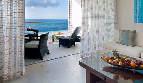 Gansevoort Turks & Caicos, A Wymara Resort: Two Bedroom Oceanfront Suite