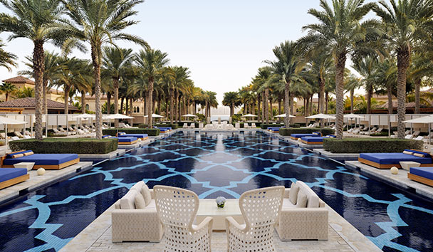 One&Only The Palm: Main Pool