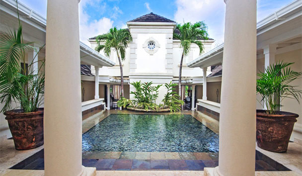 Lelant at Royal Westmoreland: Water Feature