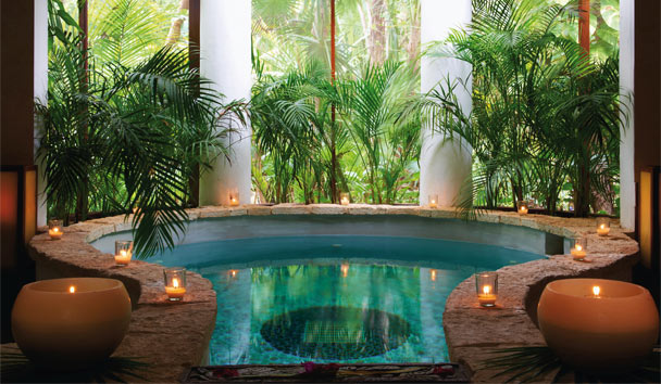 Belmond Maroma Resort & Spa: Kinan Spa & Wellness