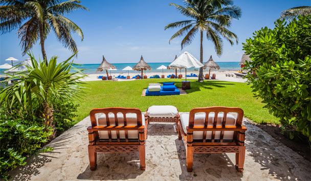 Belmond Maroma Resort & Spa: Guestroom Terrace