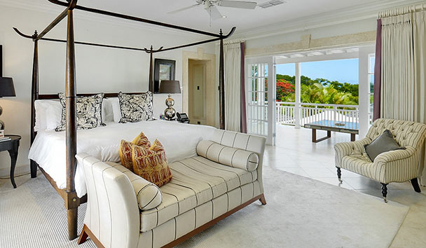 Tradewinds: Bedroom