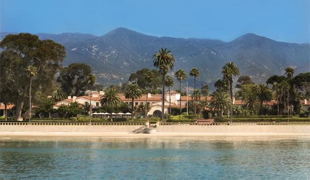 Four Seasons Resort The Biltmore Santa Barbara: Exterior Butterfly Beach